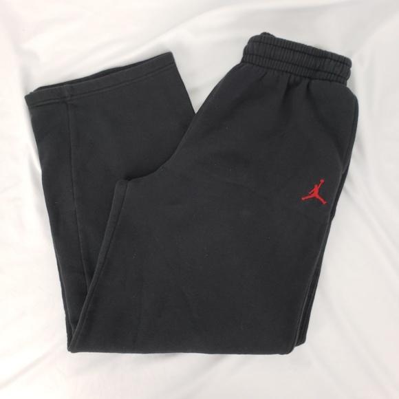 Jordan Boys Jumpman Sweatpants Black W
